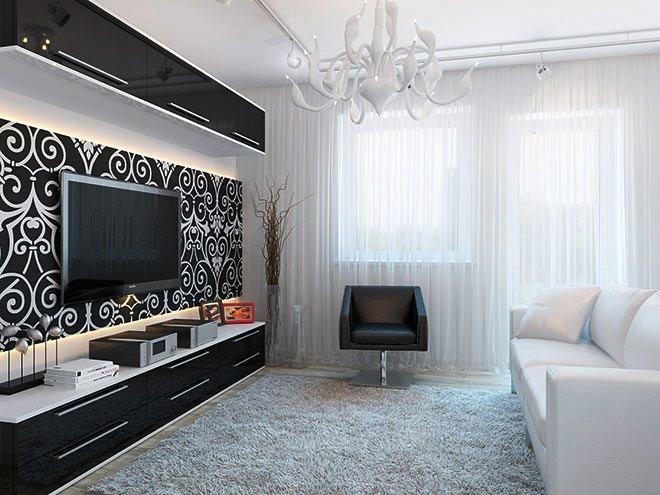 Интерьер гостиной фото в стиле минимализма