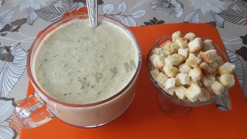 Крем суп из шампиньонов рецепт с пошаговым