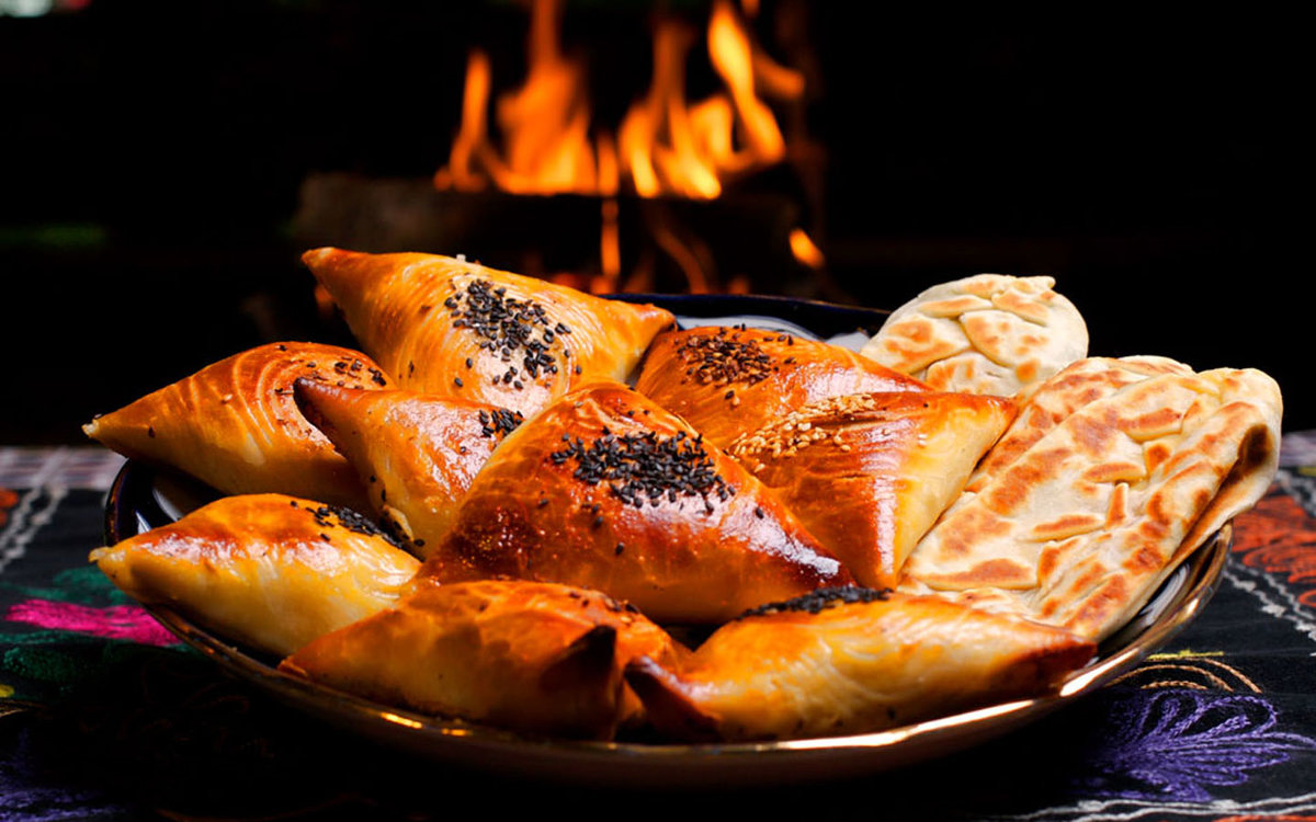 Как приготовить самсу с курицей в домашних условиях пошаговый рецепт