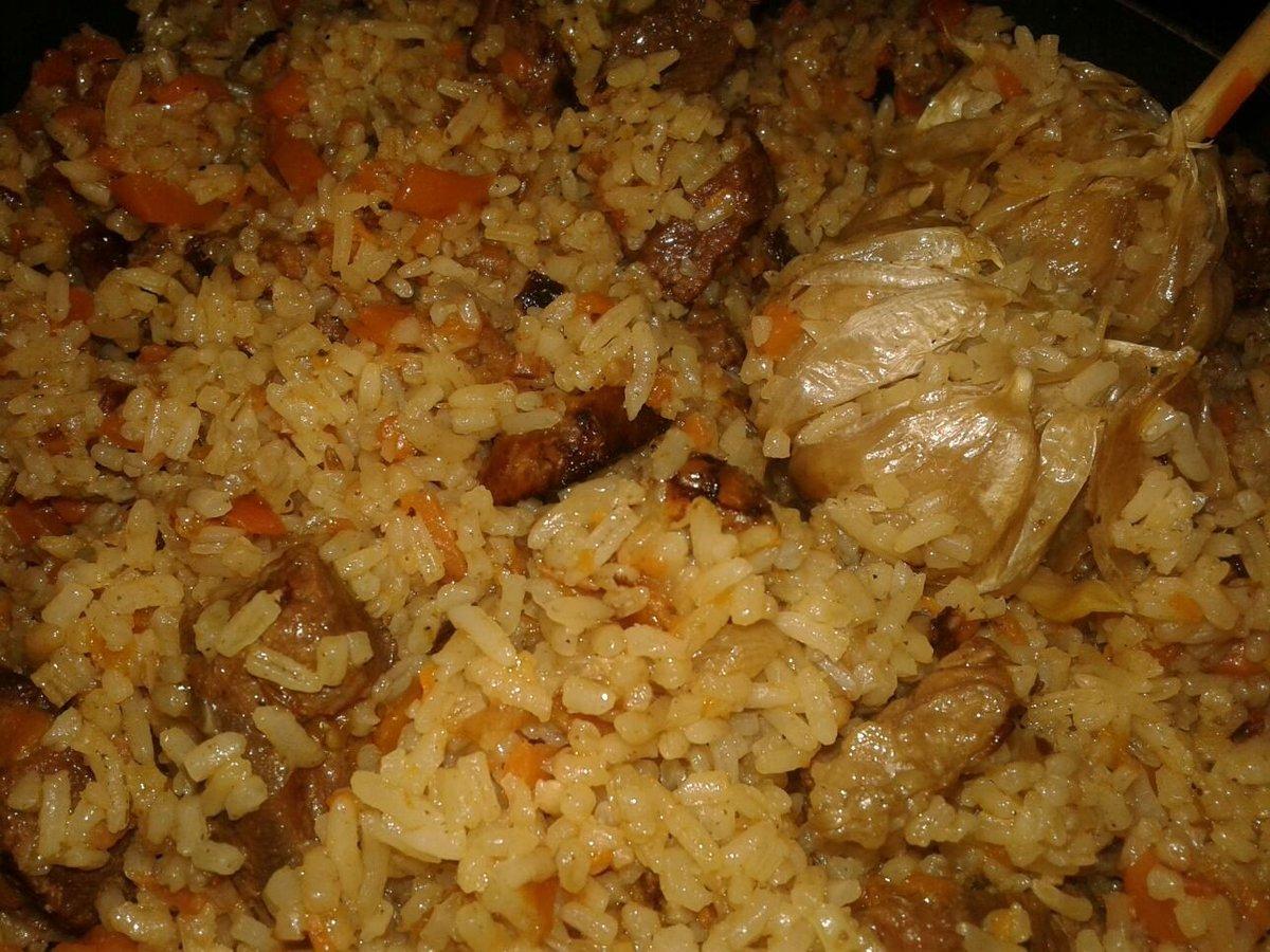 Рецепт плова узбекского пошаговый рецепт пошагово в