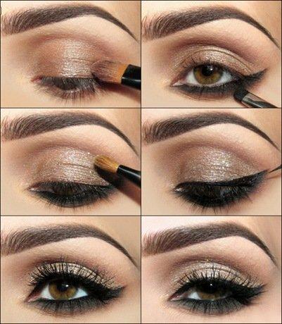 Легкий макияж на каждый день инструкция в 169