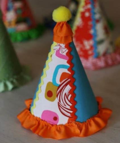 Сделать шапочки дня рождения своими руками - Airon73.ru
