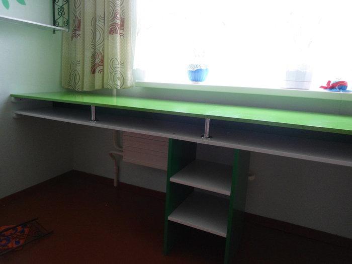 Письменный стол сделать своими руками