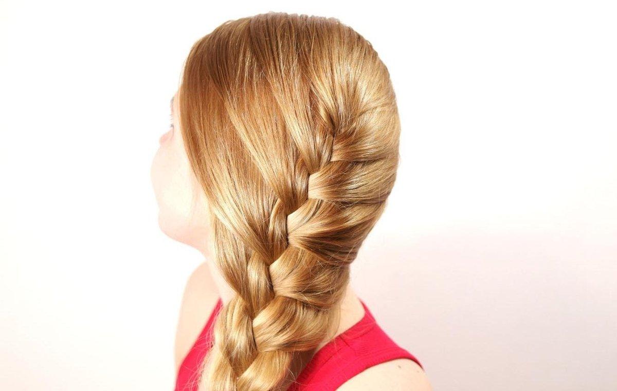 Прически на каждый день для длинных волос только не косички