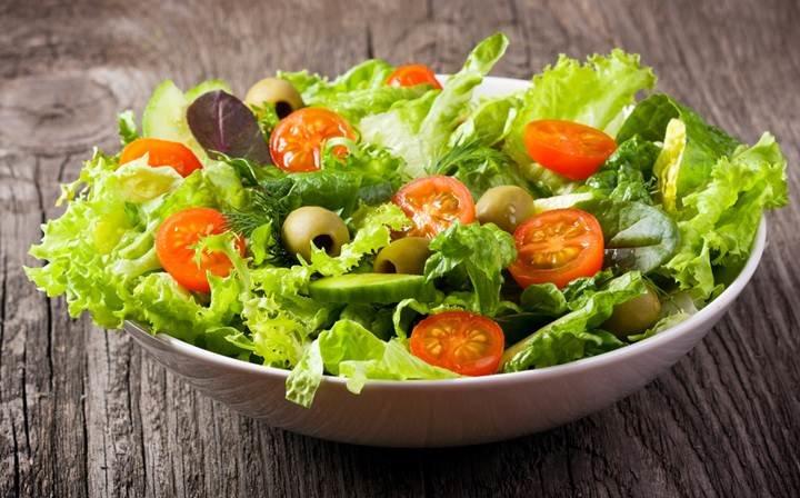 Салаты летние овощные рецепты с