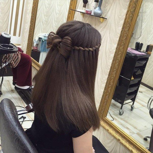 Как сделать волосы прямым и тонким