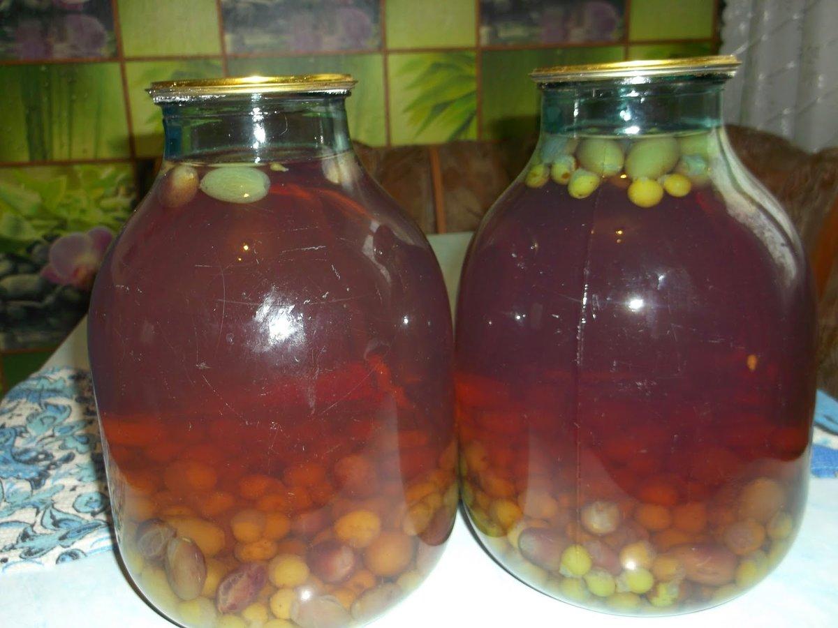 Сок из винограда в домашних условиях - Рецепты - Wday 88