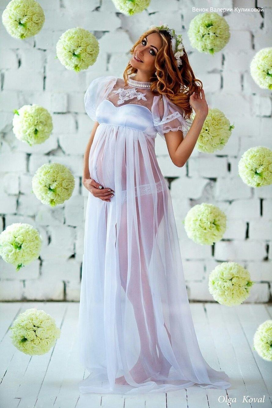 Платья для беременной для фотосессии 59