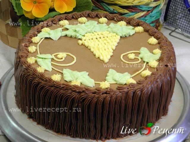 Торт старокиевский. рецепт
