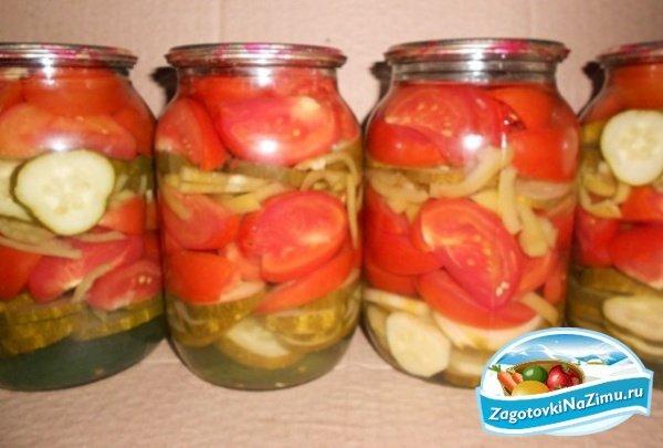 Самые вкусные салаты на зиму с огурцами