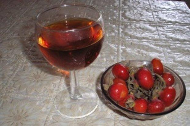 Рецепты вина из шиповника в домашних условиях 657