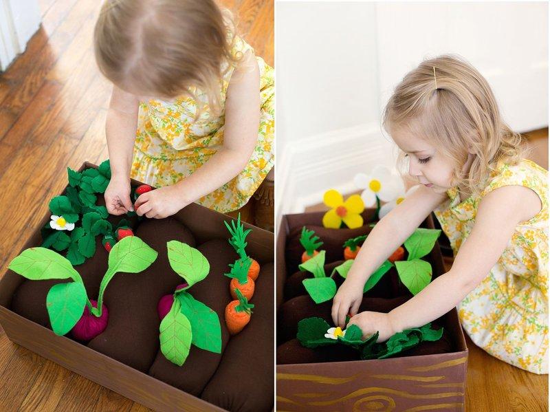 Игрушки в садик своими руками
