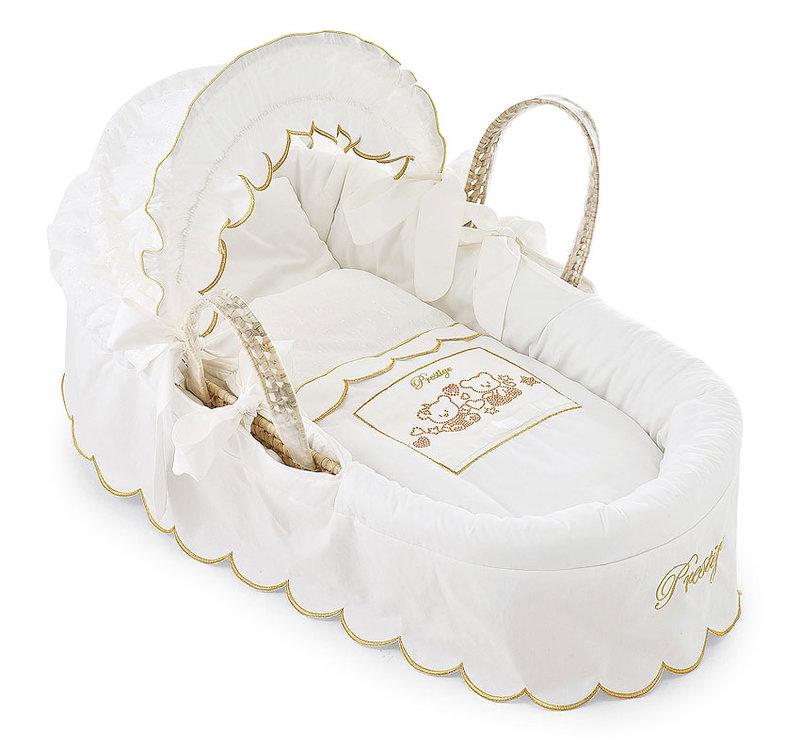 Мягкая люлька для новорожденных