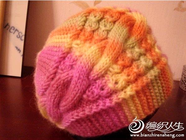 Страна мам вязание шапок спицами видео
