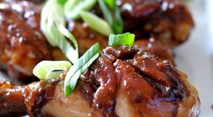 Курица в медовой глазури рецепт 23