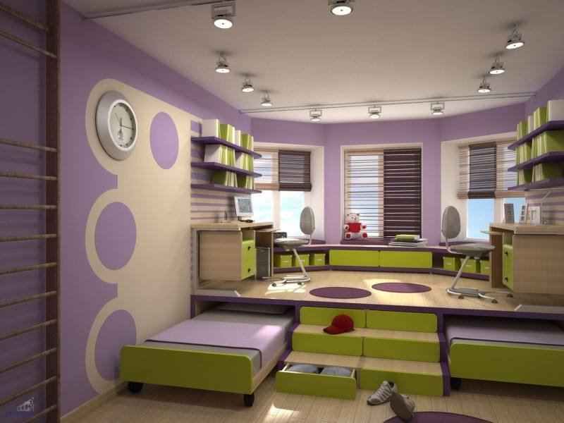 Как сделать подиум в комнате фото
