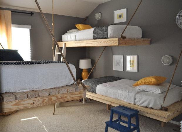 Мебель для комнаты своими руками 9