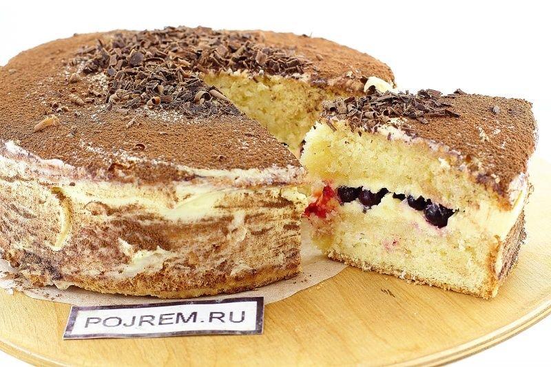 Вкусный бисквит рецепт с фото в домашних условиях