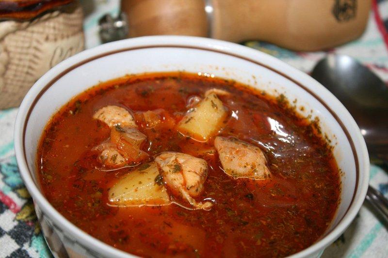 суп бограч рецепт с фото