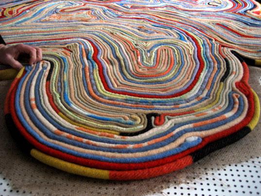 Своими руками делаем коврики