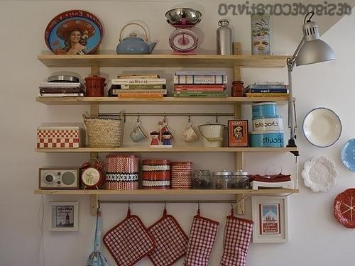 Декоративные полки на кухню своими руками фото 87
