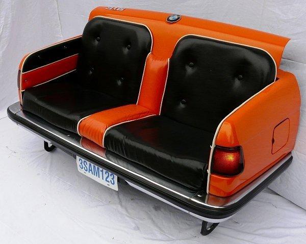 Сделать автомобильные сиденья