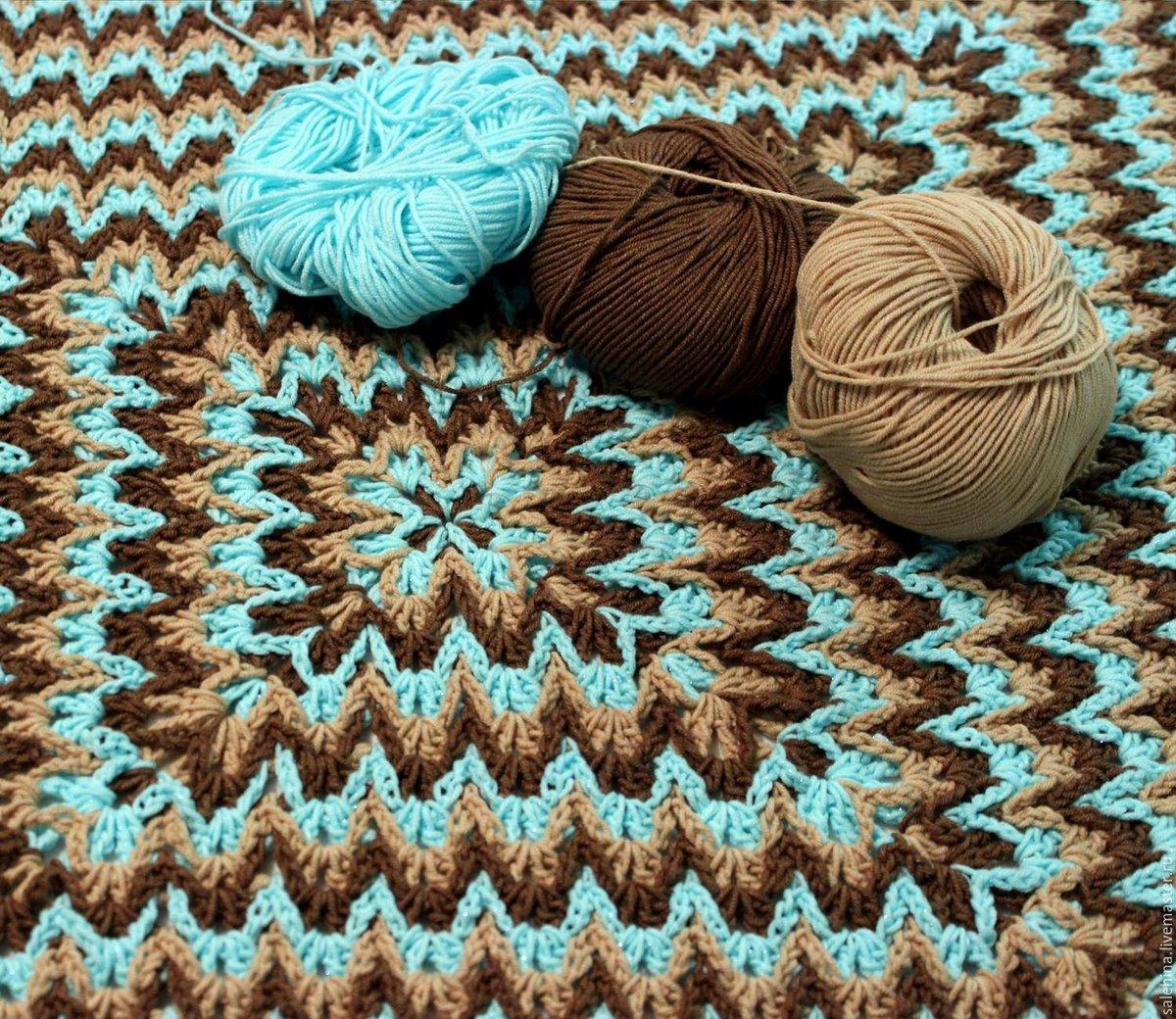Ручное вязание подробно