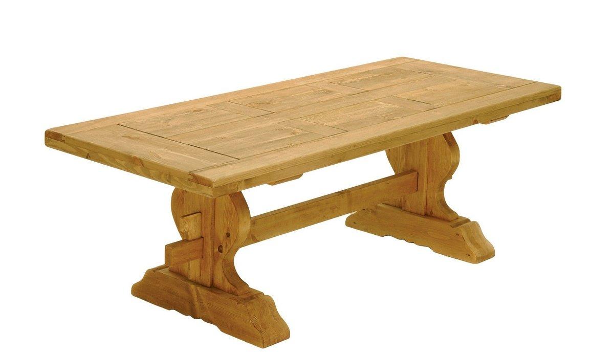 Большой стол своими руками с дерева 165