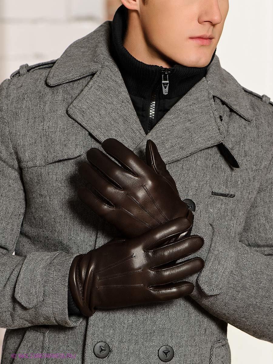 Мужские стильные перчатки
