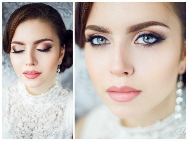 Как сделать макияж невесты