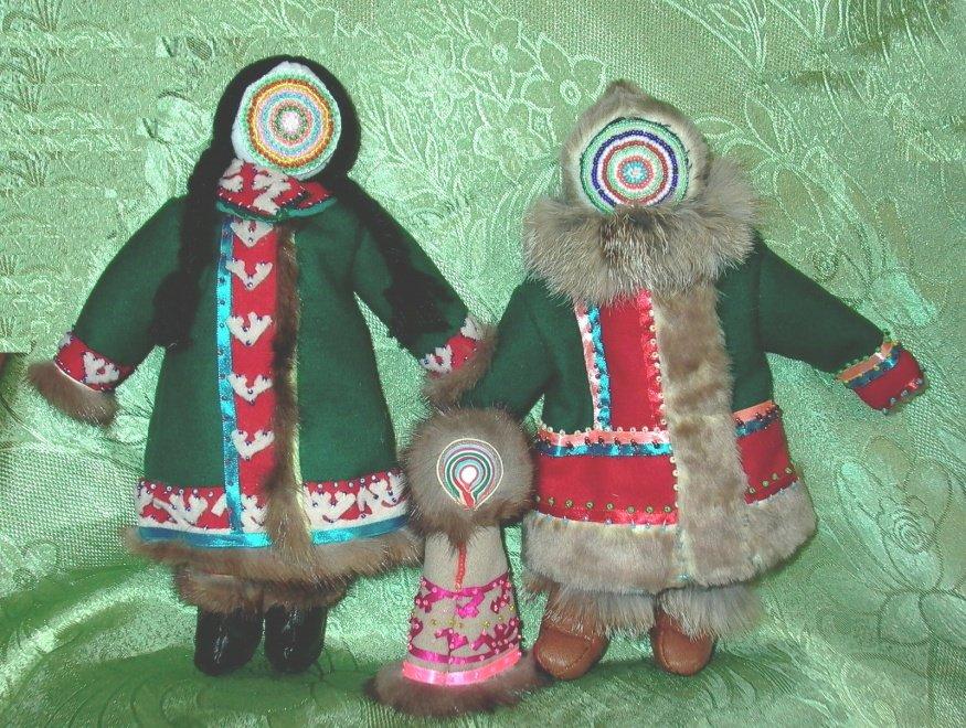 Куклы ханты своими руками 92