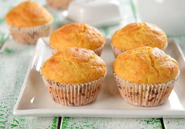Рецепты бисквитных кексов в силиконовых формочках пошагово