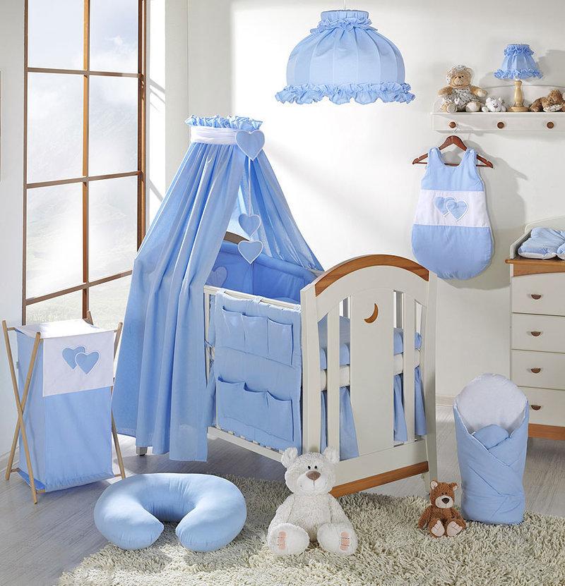 Как украсить кроватку для мальчика своими руками