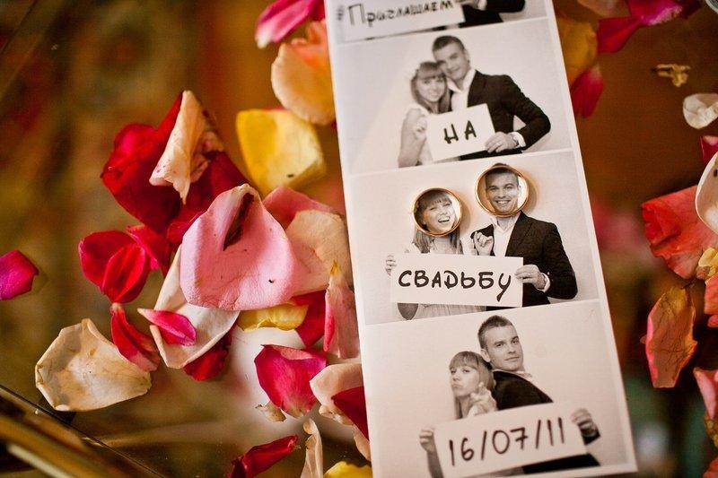 Креативные приглашения на свадьбу своими руками6