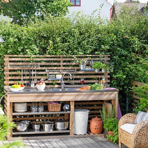 Очень простая конструкция летней кухни своими руками: проект с верандой