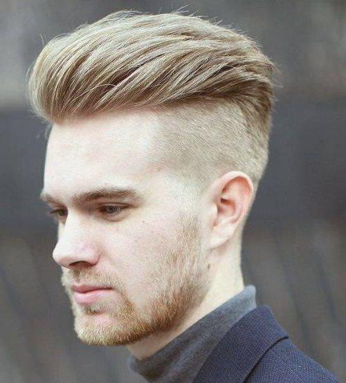 Фото причёски модные мужские