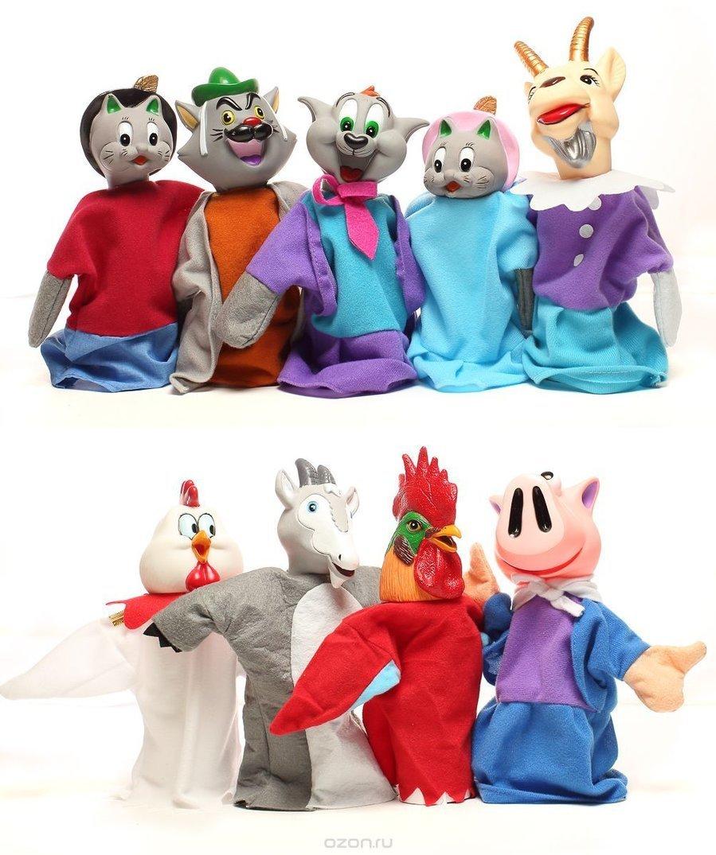 Кошкин дом кукольный театр своими руками 19