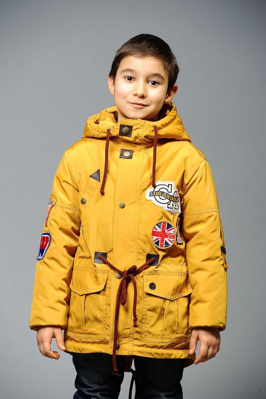 Фото детей в куртке парка