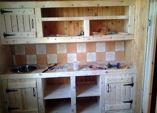 Кухонный гарнитур своими руками - карточка от пользователя tsedrik.nataliya в Яндекс.Коллекциях