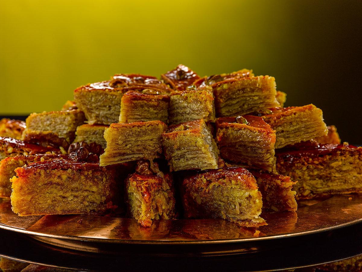 Восточные сладости - 83 рецепта приготовления пошагово 13