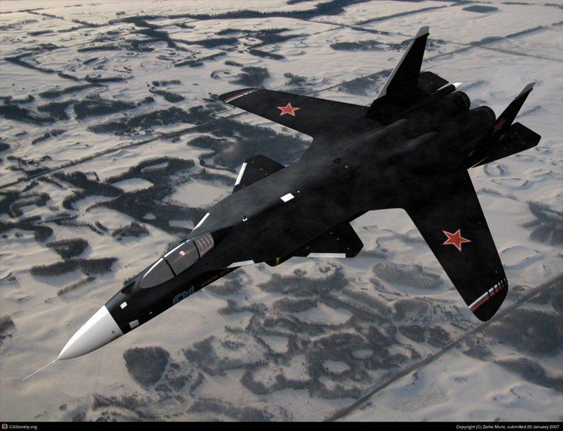Черный истребитель  № 3755962 загрузить