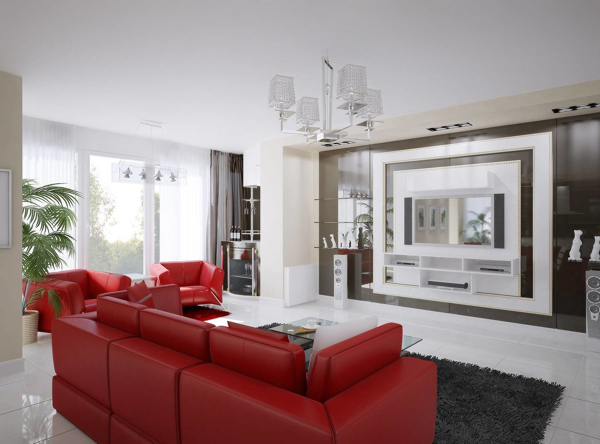 Дизайн вход в гостиную
