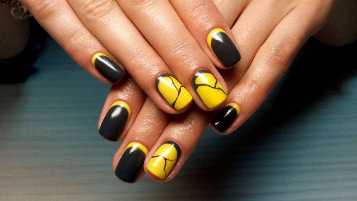 Дизайн ногтей гель лак фото на 2018 год