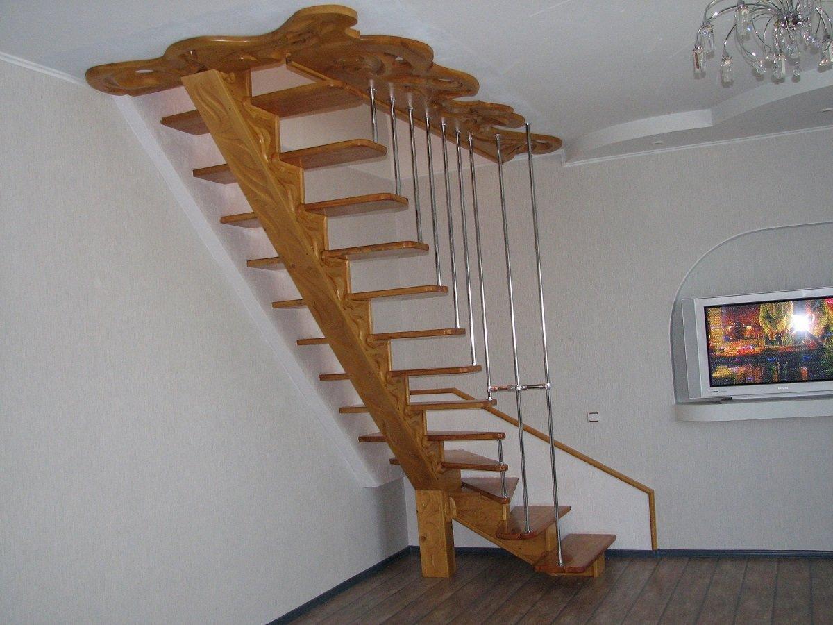 Мансарде лестницы своими руками