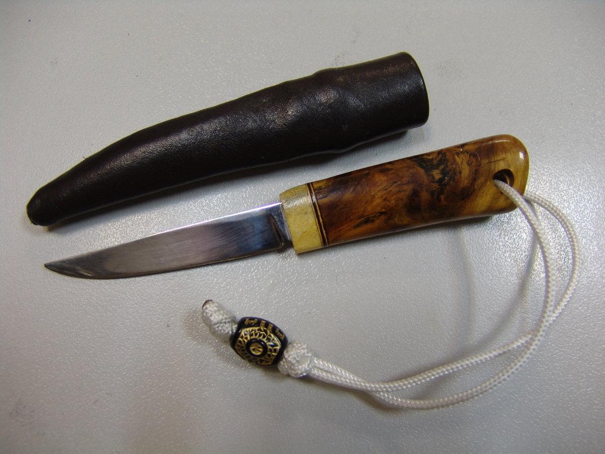 Нож простой своими руками 2