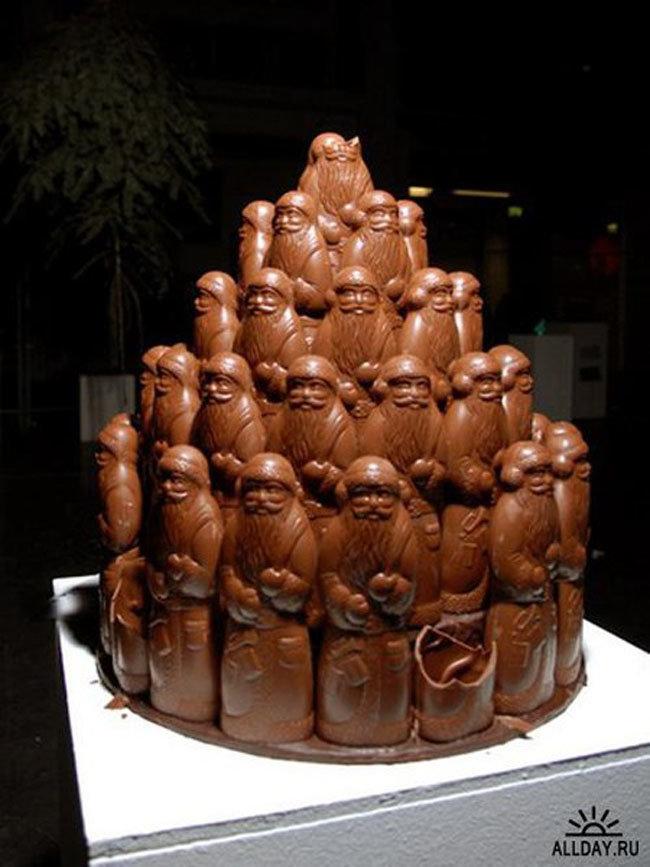 Поделка на тему шоколад 26