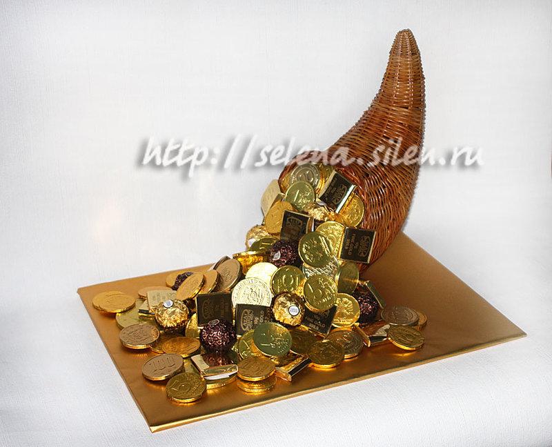 Поделка на тему шоколад 92