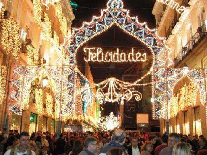 Экскурсии на новый год испания