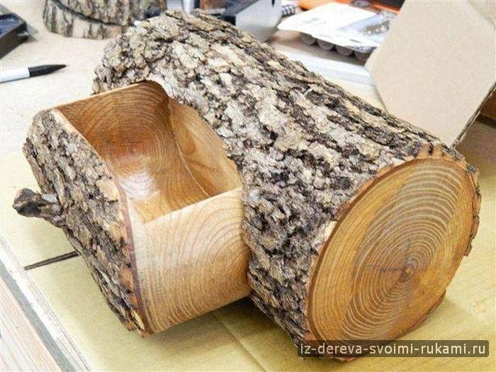 Интересные поделки из дерева своими руками фото