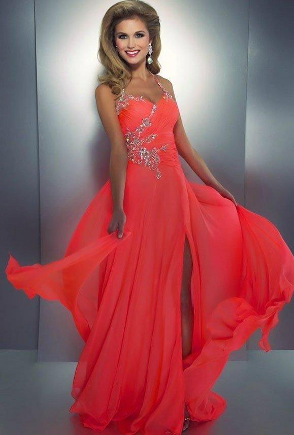 Фото самых красивых платьев из шифона